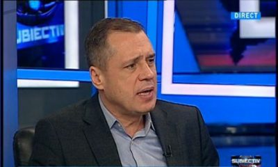 Mugur Ciuvică, jurnalist de rahat, a mâncat numai căcat, e bucuros că i-a reușit suspendarea din funcție a lui Coldea, temporar