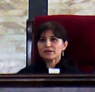 Judecătoarea Gabriela Apostol, infractoare fără milă, care va fi condamnată