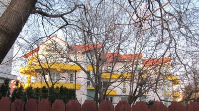 Palatul Marilenei Baraţă făcut cu bani de la bugetul statului (furt) 3
