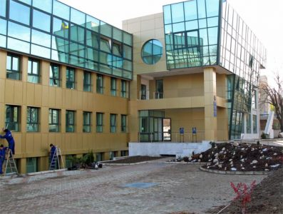 Sediul infractoarelor este la ultimul etaj Parchetul de pe lângă Tribunalul Argeș