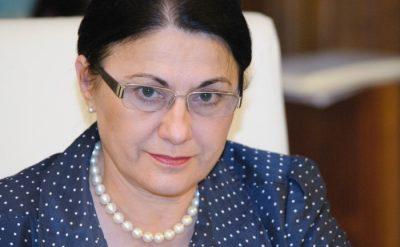 Ecaterina Andronescu – dovedită fără a mai putea da replică